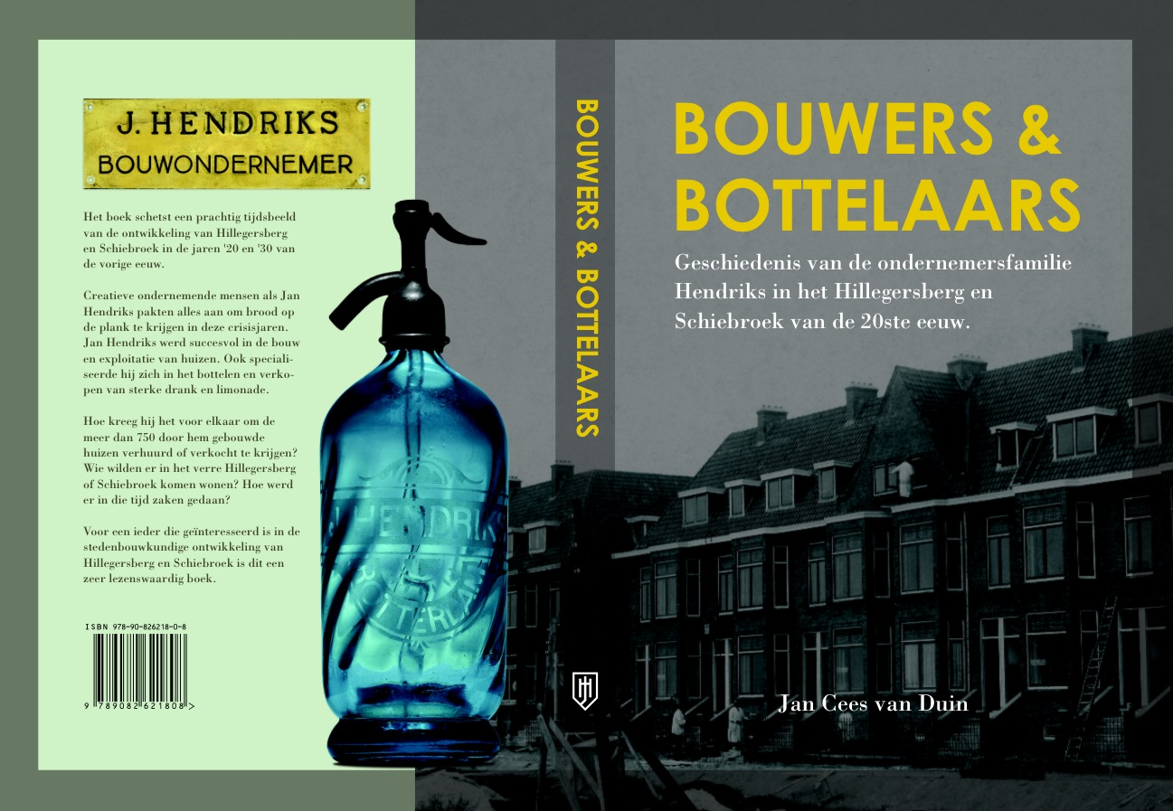 Kaft Bouwers en Bottelaars